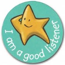 good listener badge