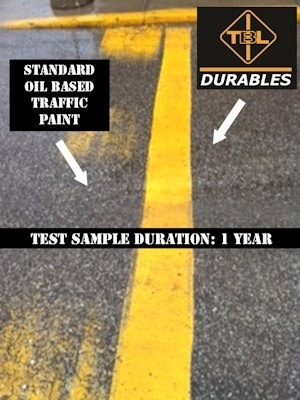 durable pavement test sample