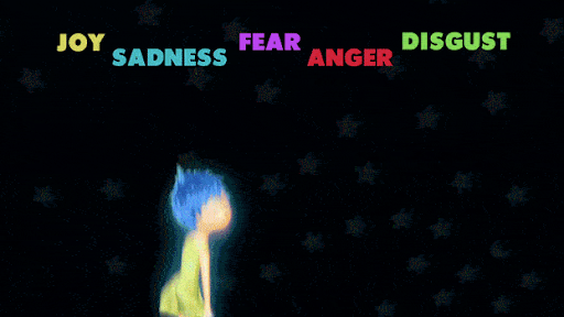 Insiders Joy Sadness Fear Anger Disgust