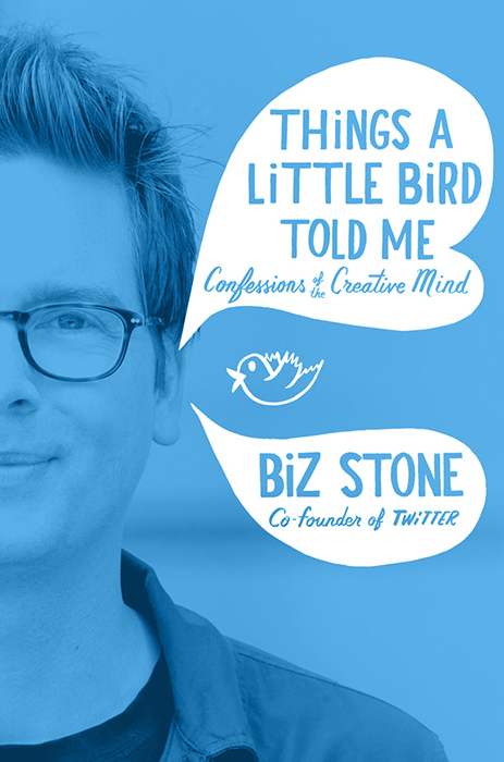 thanks a little brid told be book by biz stone