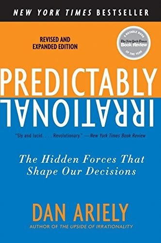 predictably irrational book by dan ariely