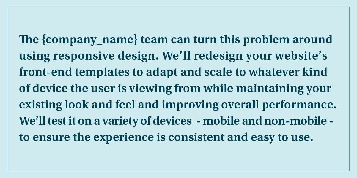 web design proposal cover letter example