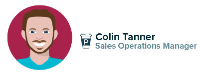 Sales Operations Manager Colin