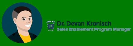 Sales Enablement Manager Devan