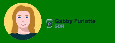 Sales Development Representative Gabby