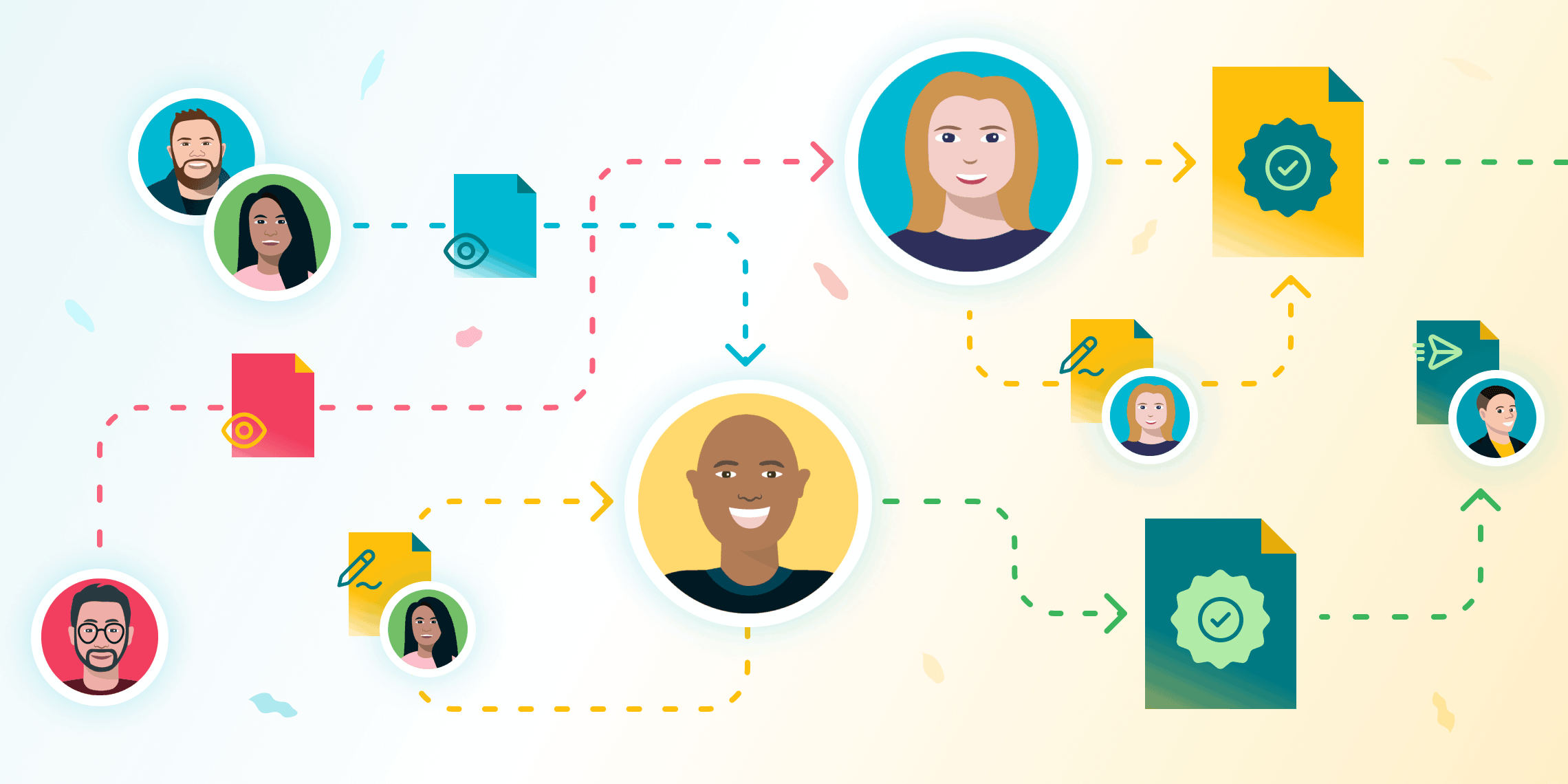 Proposify's enhanced deal approval workflow for sales documents