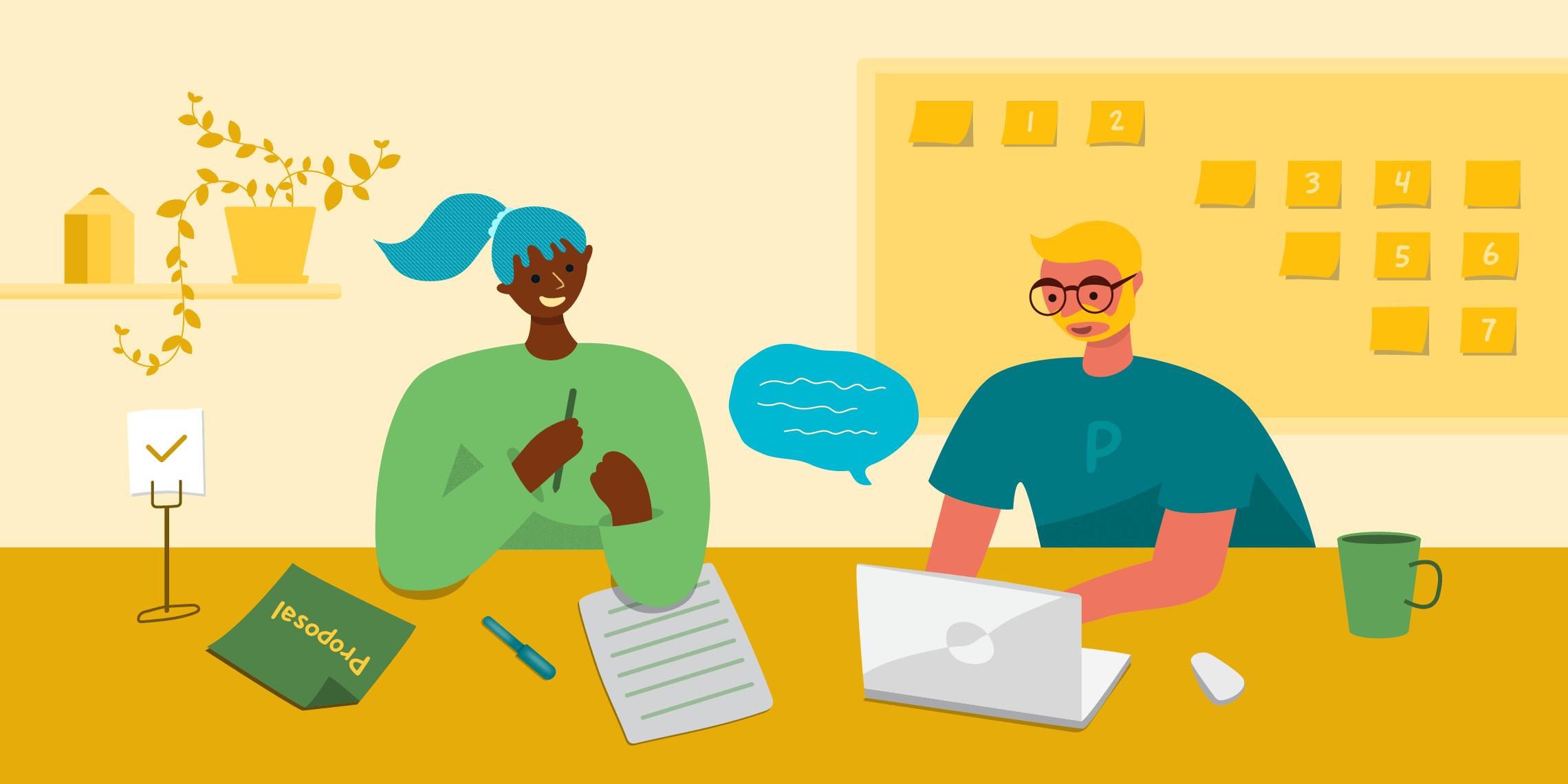 Plain language proposal writing tips