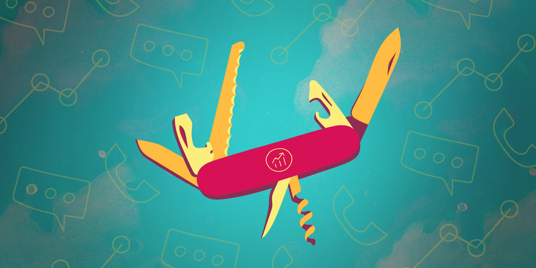 a swiss-army knife for inbound sales tools