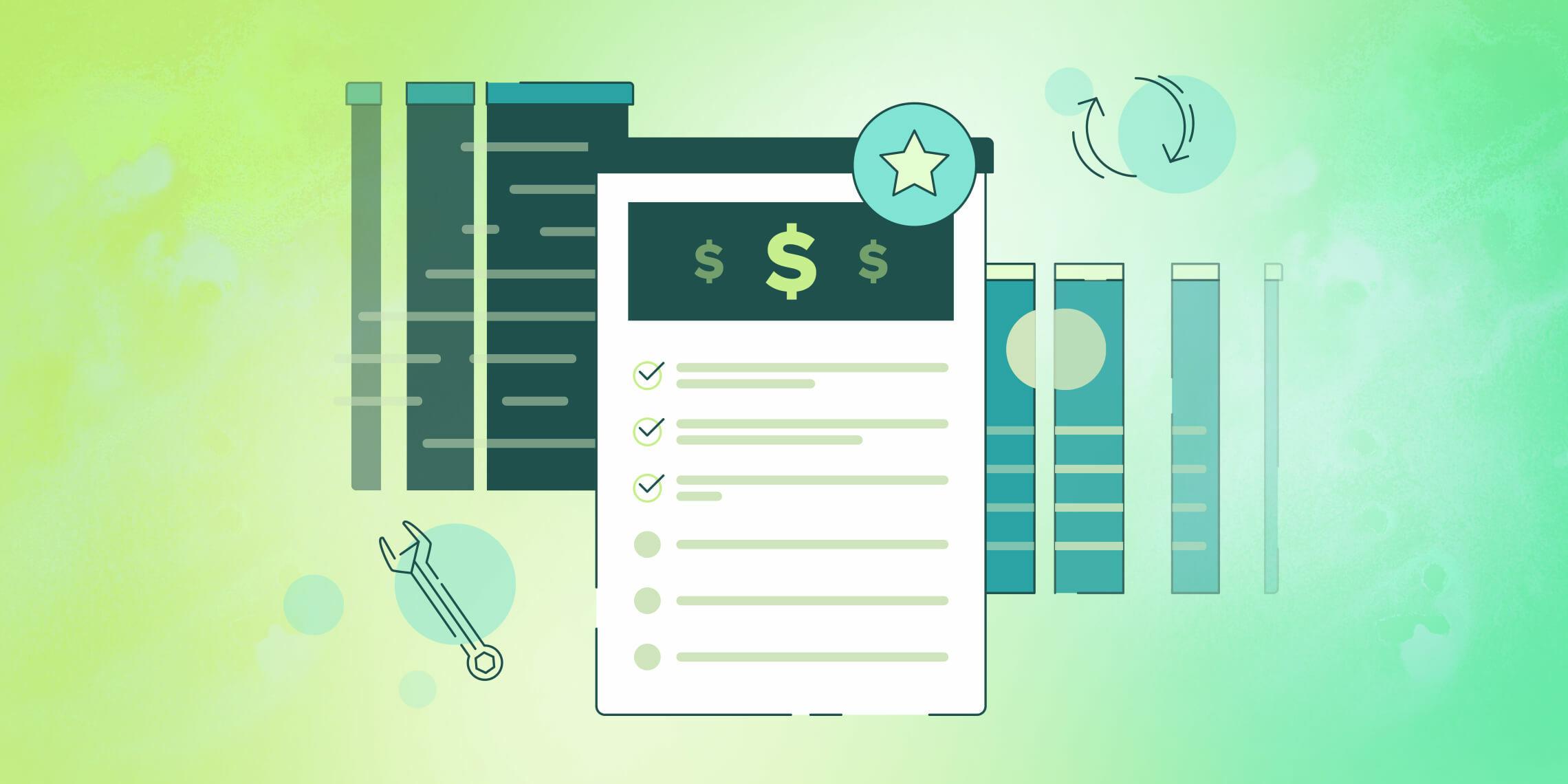 digital marketing services pricing models