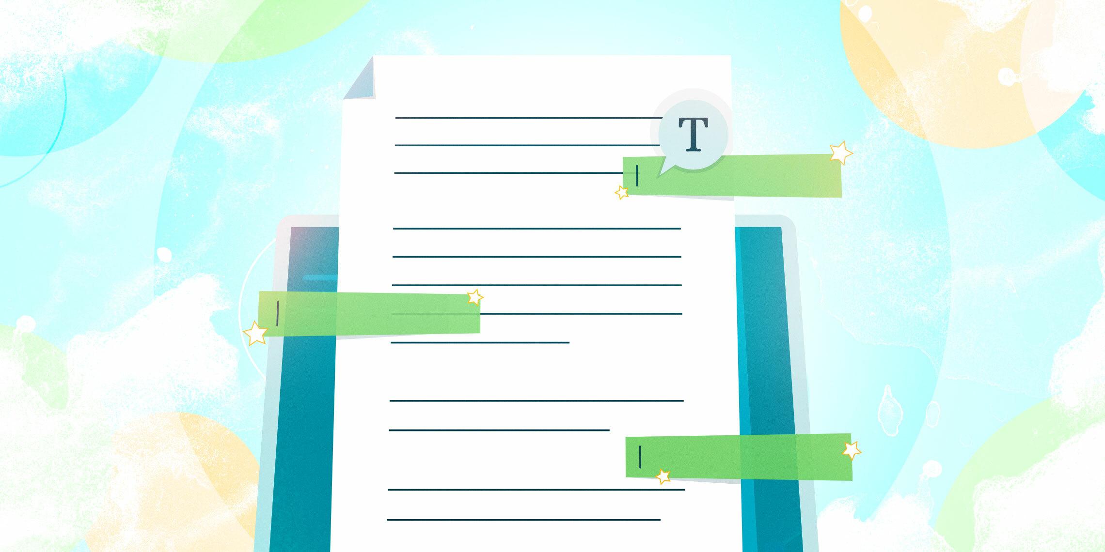 proposify client input forms