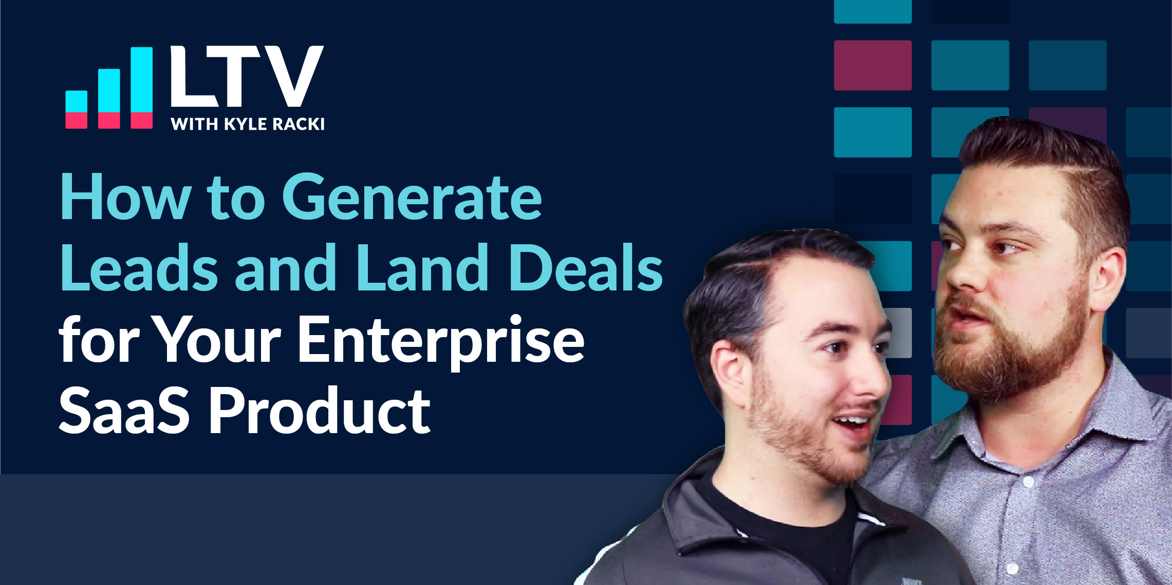 how to generation leads and lead deals for your enterprise saas product