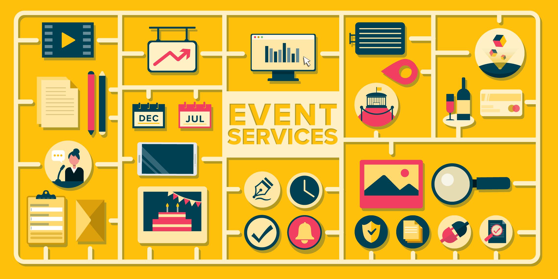 event services proposal ideas