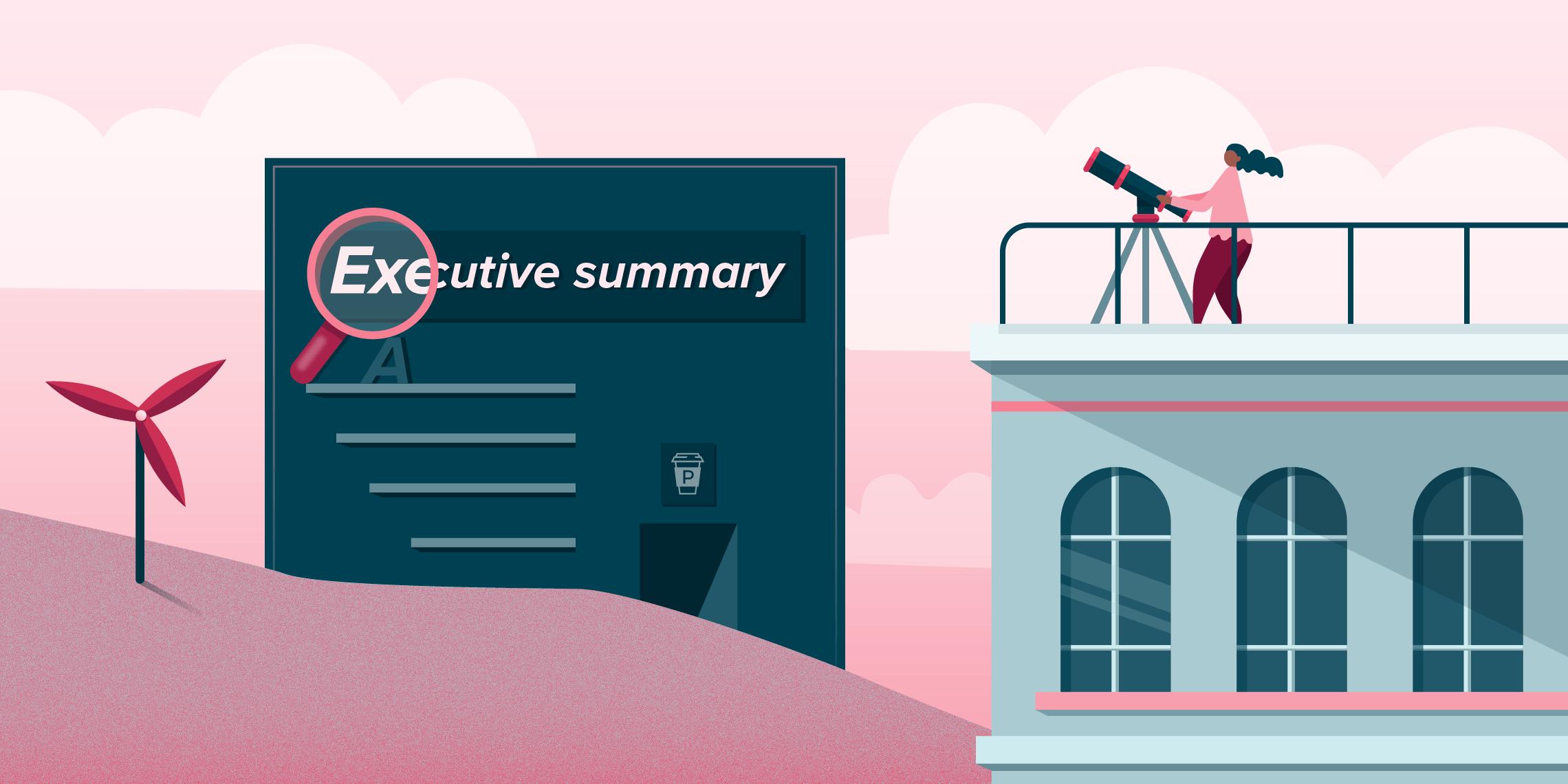 proposal executive summary