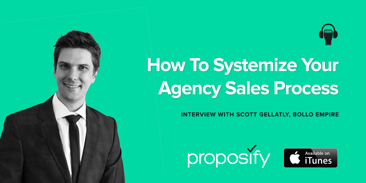 Agencies Drinking Beer Episode 8: How to Systemize Your Agency Sales Process