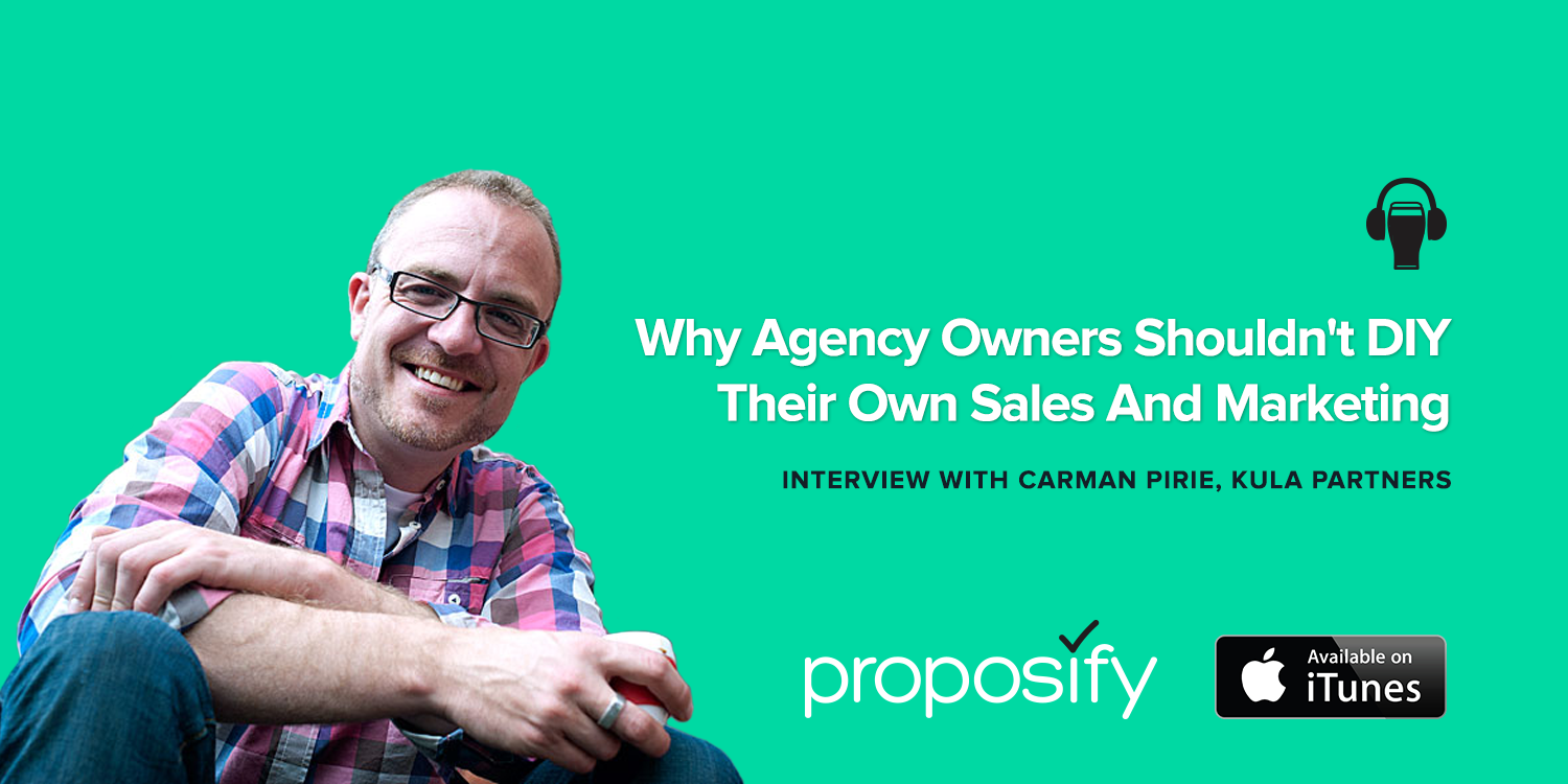 Agencies Drinking Beer Episode 11: Why Agency Owners Shouldn't DIY their Own Sales and Marketing
