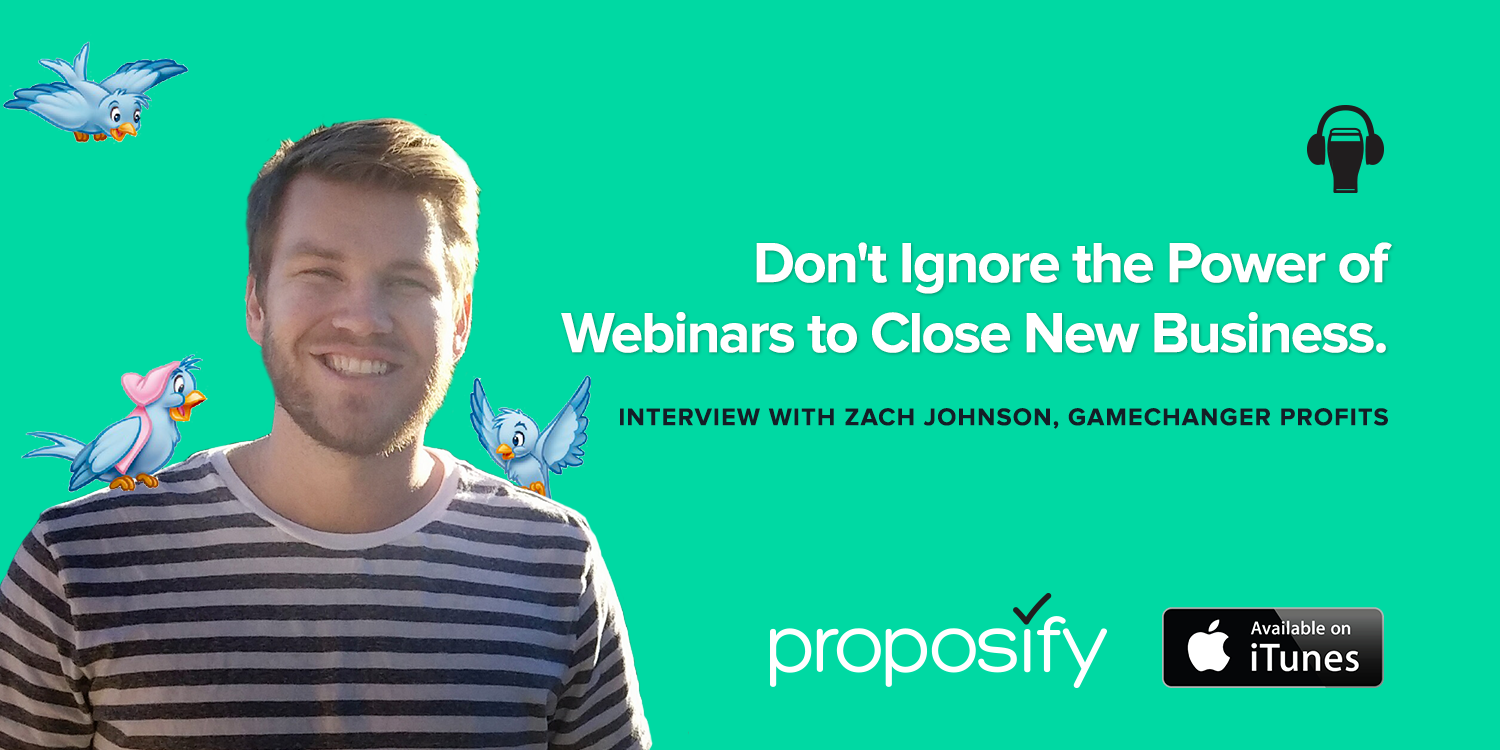 Agencies Drinking Beer Episode 13: Don't Ignore the Power of Webinar to Close New Business