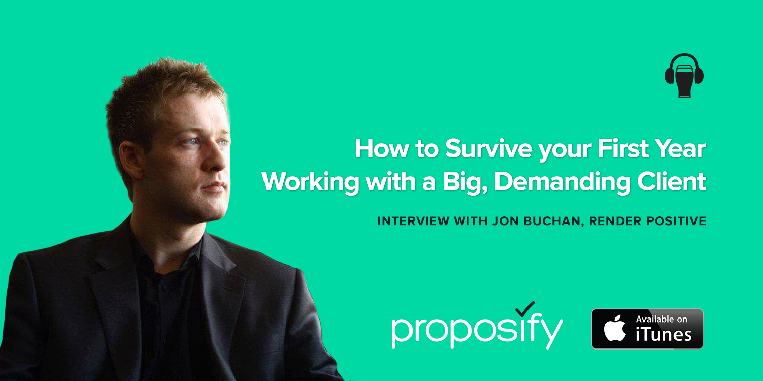 Agencies Drinking Beer Episode 14: How to Survive your First Year Working with a Demanding Client