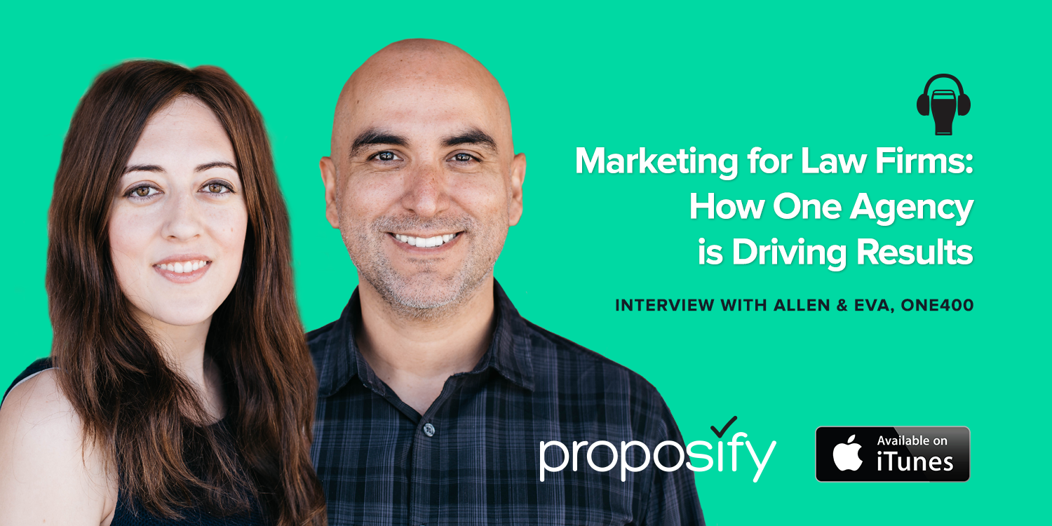 Agencies Drinking Beer Episode: Marketing to Law Firms - how One Agency is Driving Results