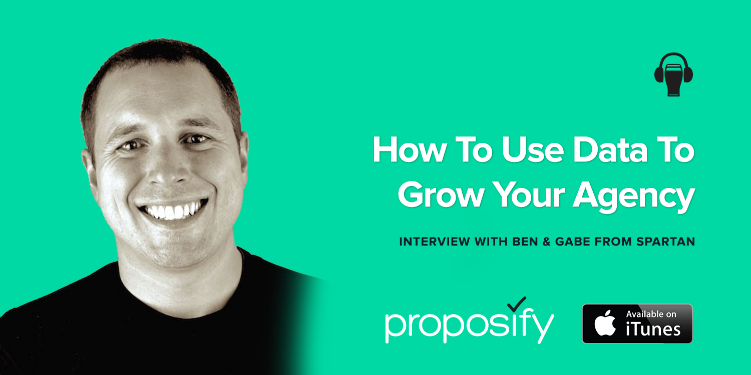 Agencies Drinking Beer Episode: How to Use Data to Grow Your Agency
