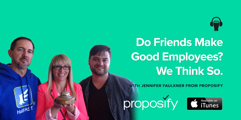 Agencies Drinking Beer Episode 24: Do Friends Make Good Employees? We Think So.