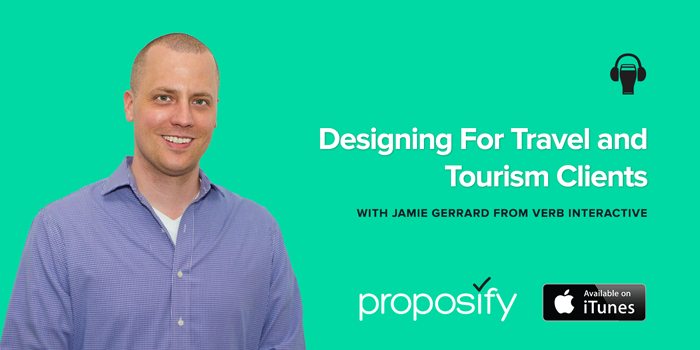 Agencies Drinking Beer Episode 27: Designing for Travel and Tourism Clients