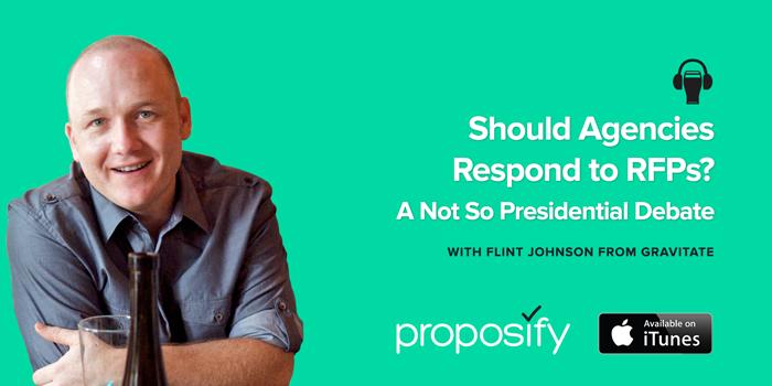 Agencies Drinking Beer Episode 30: Should Agencies Respond to RFPs?