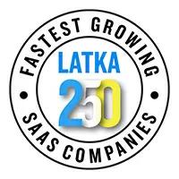 latka 250 fastest growing saas companies