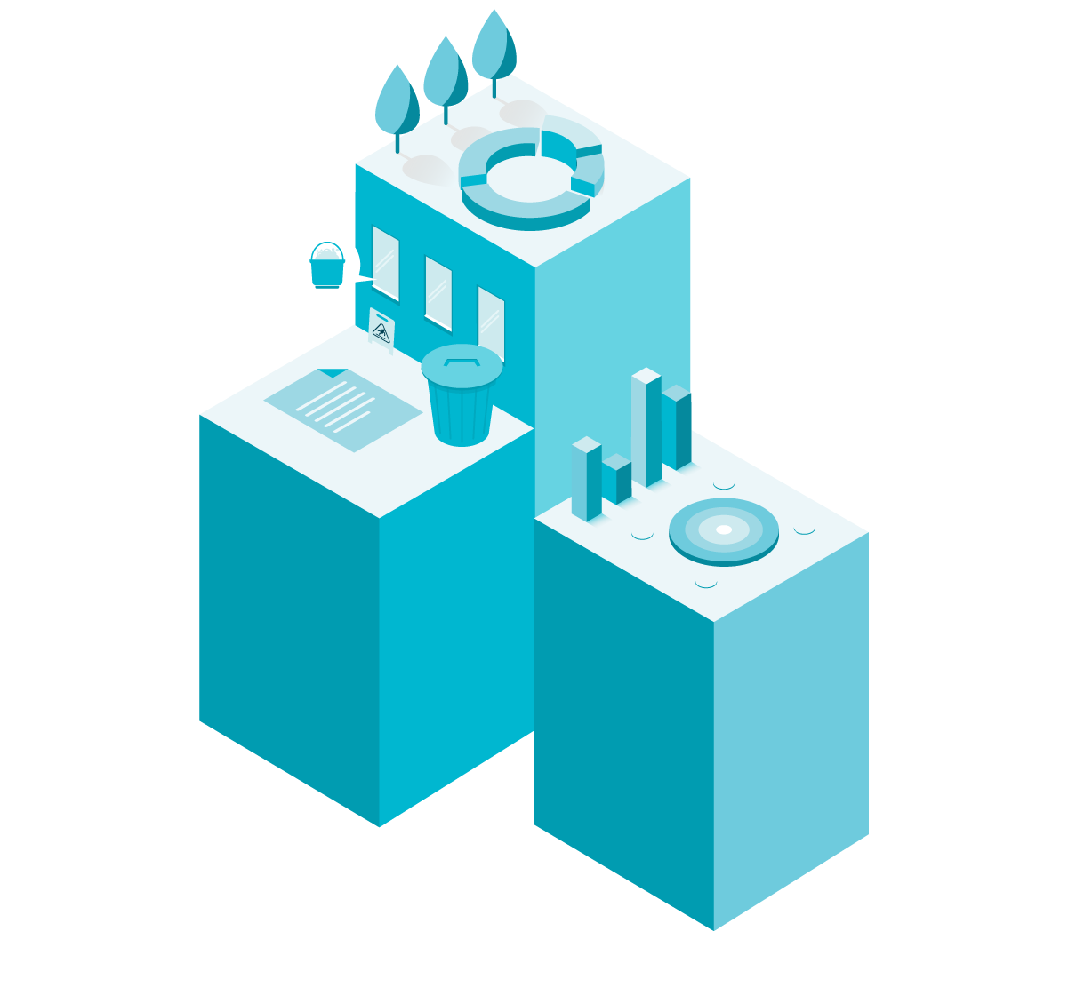 cleaning proposal icon