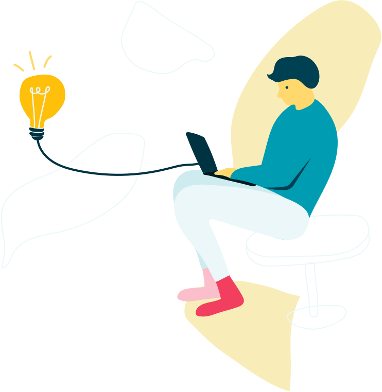 Illustration of working with Proposify