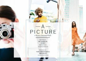 Corporate Photography Template cover