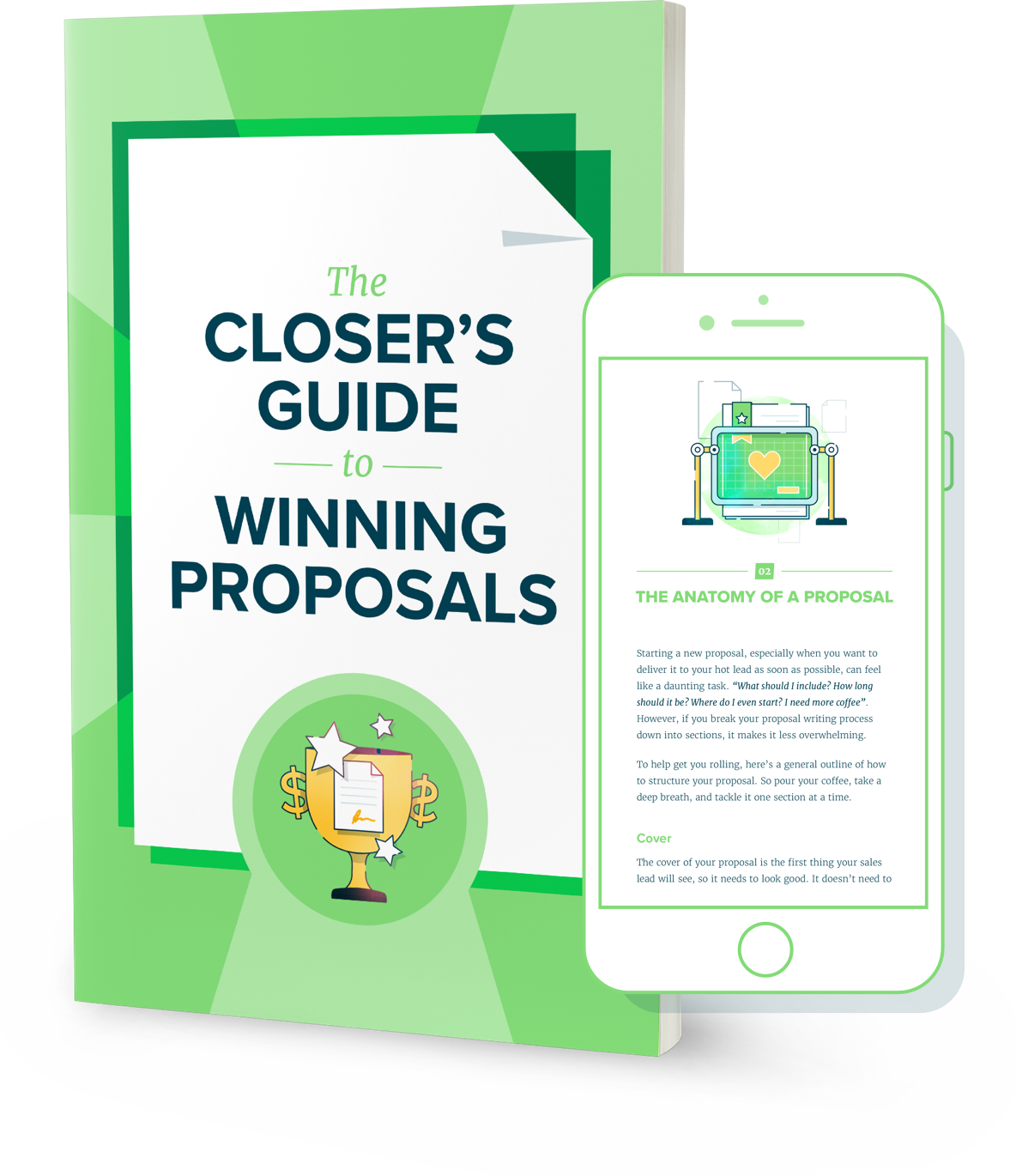 the closers guide to winning proposals mock