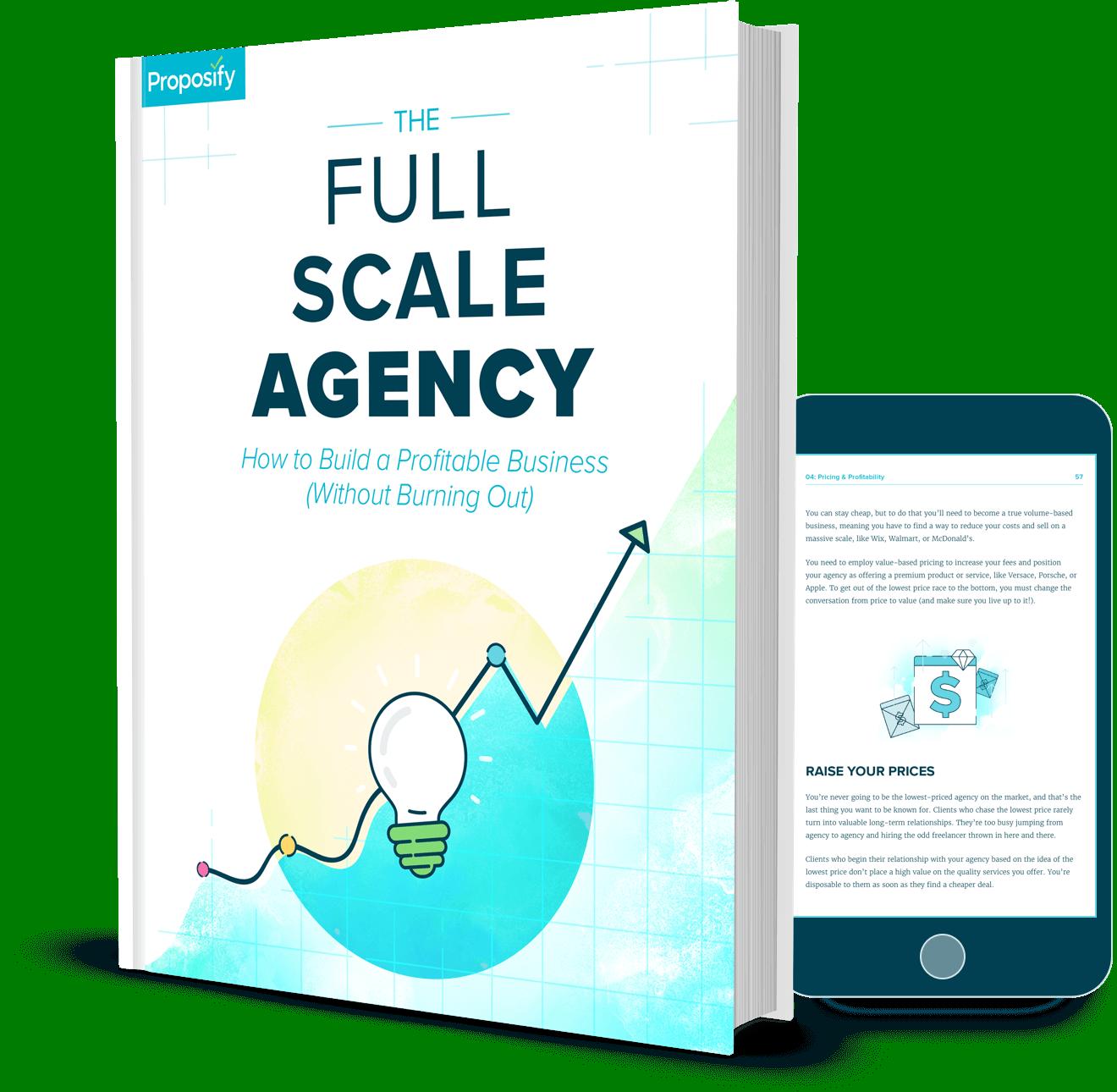 the full scale agency mock