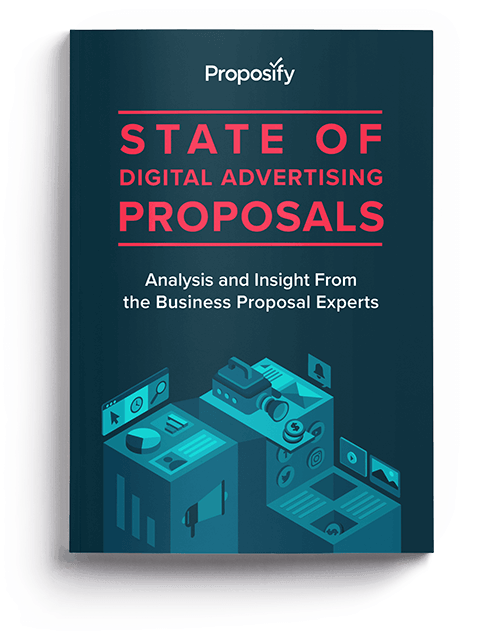 state of digital advertising proposals cover