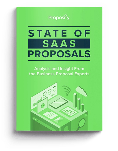 state of saas proposals cover