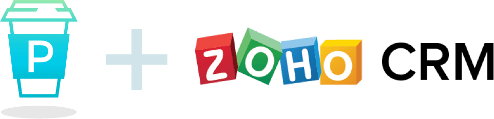 proposify and zoho logos