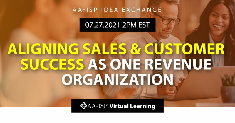 aligning sales and customer success as one revenue organization