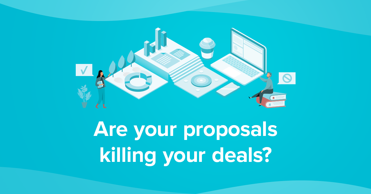 Webinar are your proposals killing your deals