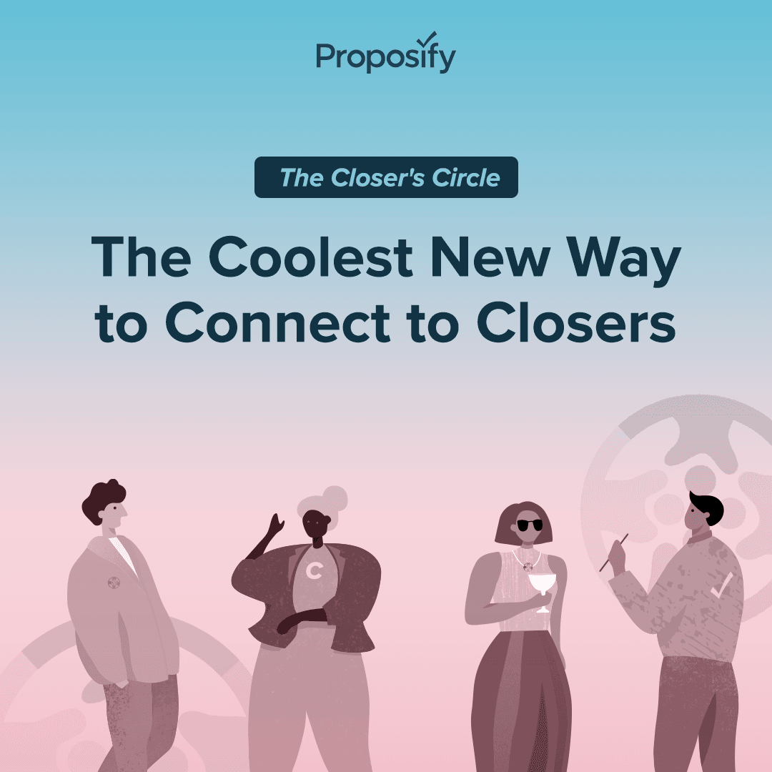 The closers Circle: The Coolest New Way to Connect to Closers