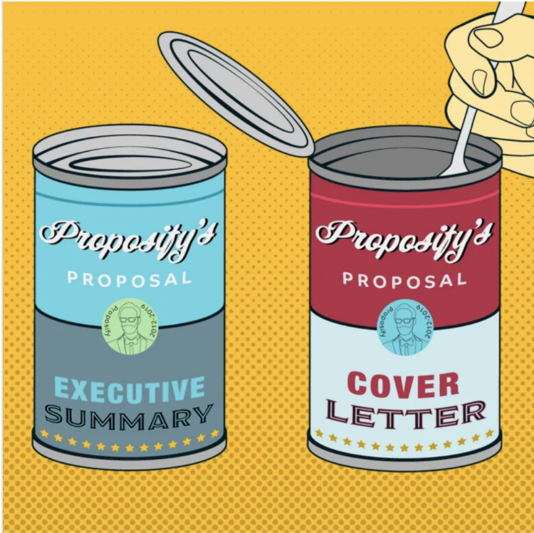 Proposify's Sample Cover Letters for Proposals